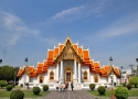 عکس معبد بنجامابوهیت (Wat Benchamabophit (The Marble Temple