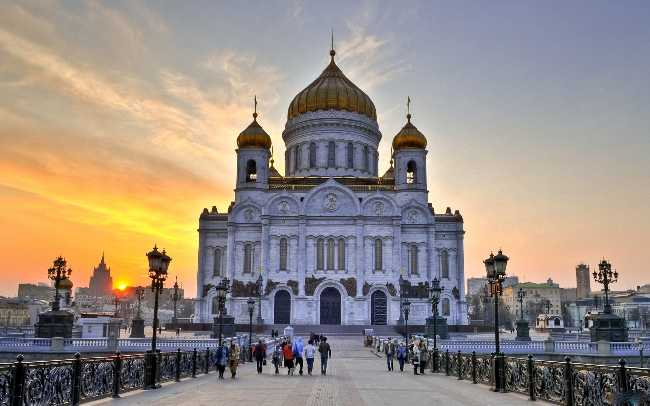 کلیسا- Cathedral of Christ the Saviour