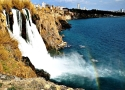 آبشار دودن Duden Waterfalls
